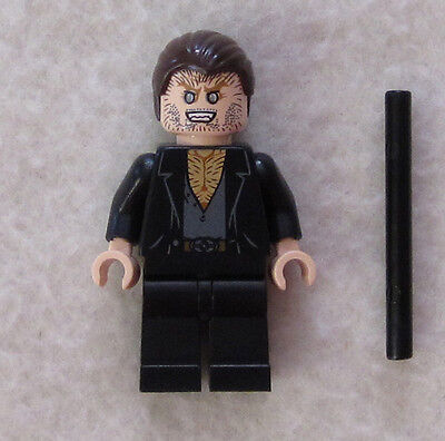 NEW LEGO FENRIR GREYBACK  MINIFIG harry potter figure minifigure 4840 10217 toy