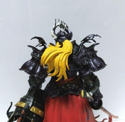 FINAL FANTASY XIV 14 Storm Blood Limited Zenos figure square enix no game pc FF