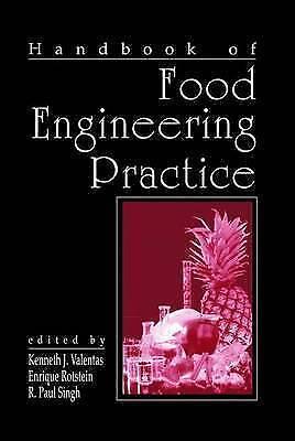 Handbook of Food Engineering Practice by Valentas, Kenneth J., Rotstein, Enriqu