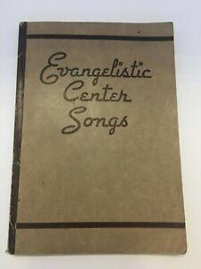 Evangelistic-Center-Song-Book-1946-Arthur-W-McKee-Church-Hymns-Music-Baptist