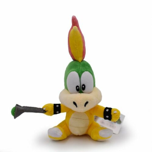Super Series Koopa Bowser Toad Princess Plush Stuffed Toy Video Games Doll Gift
