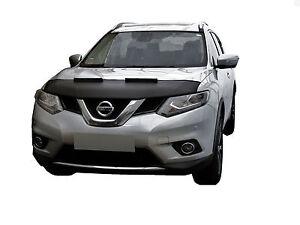 Haubenbra-fur-Nissan-X-Trail-Typ-T32-Steinschlagschuz-Car-Bra-Tuning-amp-Styling
