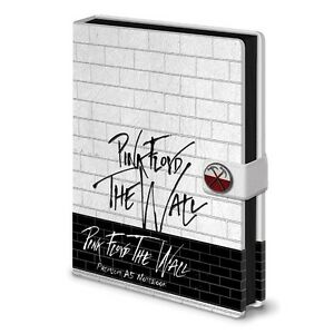 CoopéRative Pink Floyd Premium A5 Notebook The Wall