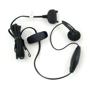 100% De Qualité Nokia D'origine Hs-5 Mono Mains Libres Pour E65 E71 N93 6230i 6233 6234 6288 6822 N73-afficher Le Titre D'origine Gamme ComplèTe D'Articles