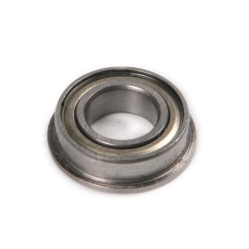 New 10pcs Flange Ball Bearing F682ZZ 2x5x2.3mm Metric flanged Bearings
