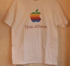 Apple Logo Think Different T-Shirt - MR