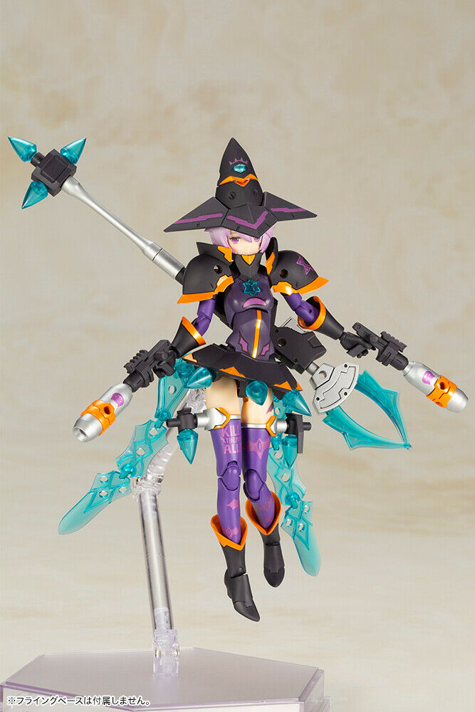 Megami Device - Chaos & Pretty Pretty Pretty Witch Darkness Model Kit (Kotobukiya) eba3b6