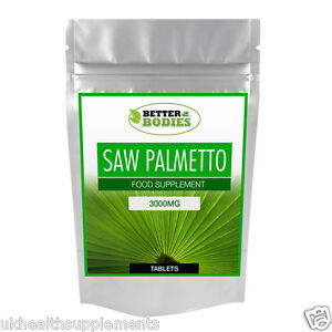 Saw-Palmetto-3000mg-HIGH-Strength-Tablets-Available-In-Range-of-Sizes-Free-P-amp-P