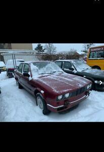 1989 BMW Série 3