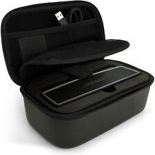 Black Travel Hard Case Cover for Bose SoundLink Mini I II 1 2 Bluetooth Speaker