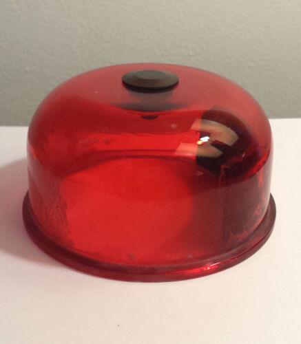 A-7942 Grimes Red Navigation Light Lens P//N