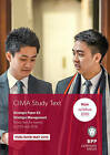 CIMA E3 Strategic Management: Study Text by BPP Learning Media (Paperback, 2015)