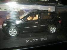 1:43 Ixo Mercedes-Benz ML 500 2005 schwarz/black VP