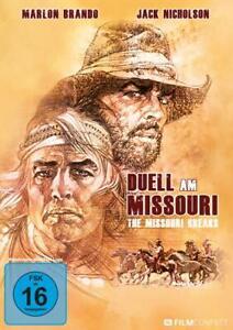 Duello il Missouri (DVD) - Nicholson, Jack/Brando, Marlon/Lloyd, Kathleen DVD NUOVO