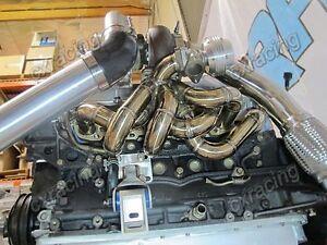 RB20/25 RB25DET Turbo Kit Manifold Wastegate For 240Z 260Z 280Z S30