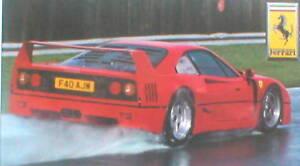 Ferrari F-40 versus Lamborghini DIABLO SuperCar Road Test Brochure on maserati diablo, murcielago diablo, chrysler diablo, honda diablo, cadillac diablo, ducati diablo, isuzu diablo, orange diablo, bugatti diablo, toyota diablo, gmc diablo, ferrari diablo, strosek diablo, blue diablo, el diablo,