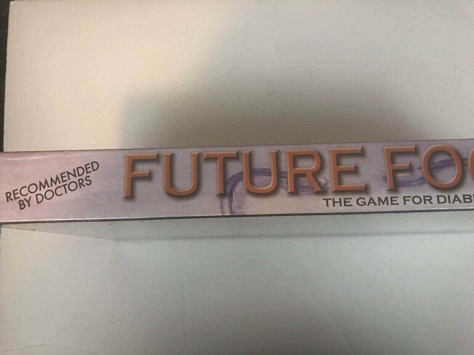 Future Focus The gioco For Diabetics & Friends Friends Friends Educational tavola gioco SEALED nuovo b80953