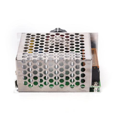 4000W 220V AC SCR Motor Drehzahl Licht Controller Modul Spannungsregler D CBL