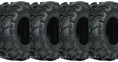 00-06 Honda Fourtrax Rancher TRX350FM 350 4X4 Set 4 ATV tires 24x8-12 /& 24x9-11