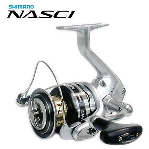 "SHIMANO-13/""NASCI Fishing Spinning Reels #500~5000 FREE SHIPPING"