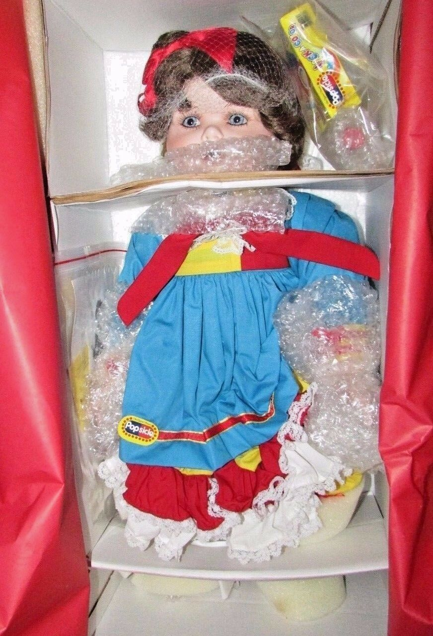 VINCENT DEFILIPPO LUCY 75TH ANNIVERSARY POPSICLE DOLL 186 500 COLLECTOR DOLL