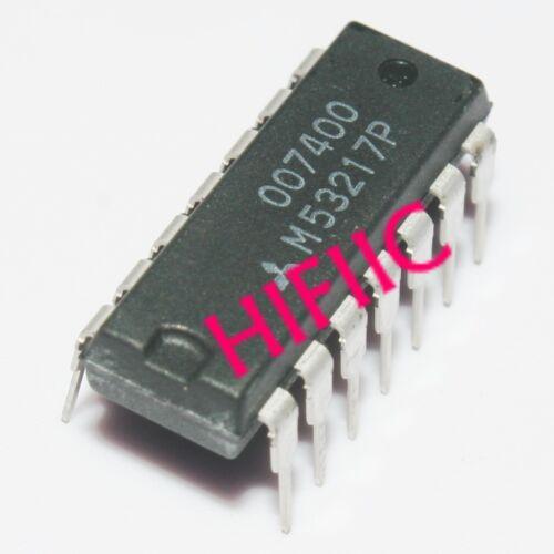 1PCS M53217P M53217 Non-Inverting-Function Buffer Gate DIP14