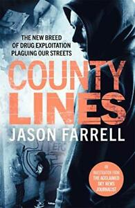 County-Lines-by-Jason-Farrell-Paperback-NEW-Book
