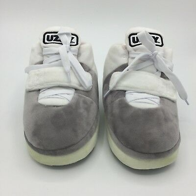 Yeezy Uzzy Classic Sneaker Chaussons Bleu Peluche Unisexe