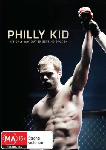 1 of 1 - Philly Kid--DVD VERY GOOD CONDITION FREE POSTAGE AUSTRALIA WIDE REGION 4