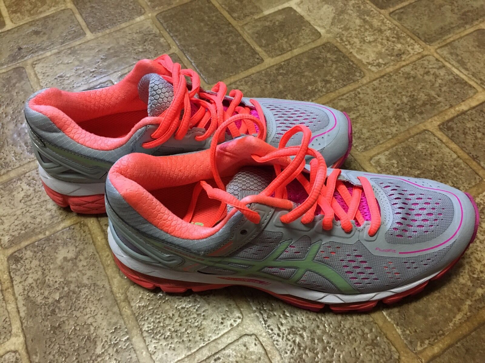 EUC Women's Asics Kayano 22  Running Shoes Comfortable Seasonal clearance sale