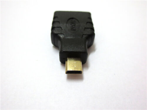 HDMI F to Micro HDMI M Cable Adapter For Motorola Droid RAZR HD Station XT926
