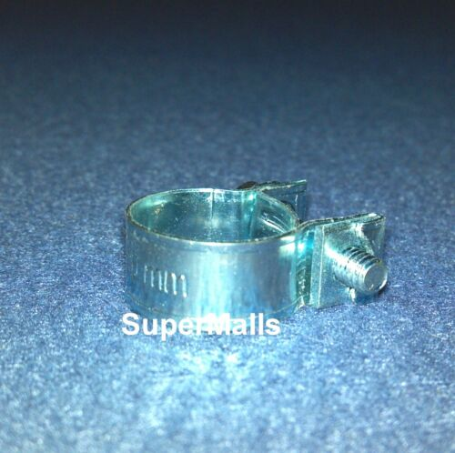 """FUEL INJECTION HOSE CLAMP FOR 5//16/"""" ID FI HOSE 1 CLAMP"""