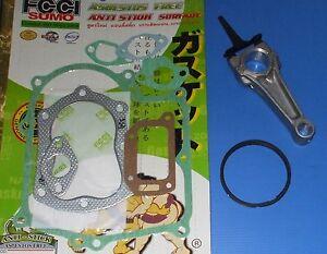 Bielle-Kit-De-Joints-Segment-De-Piston-pour-Honda-F800-Motoculteur