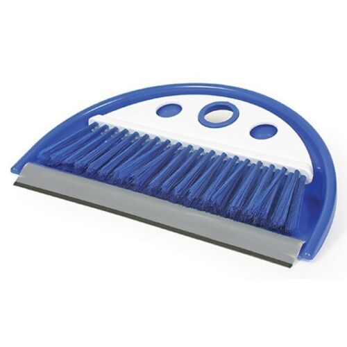 Camco Dust Pan w// Whiskbroom