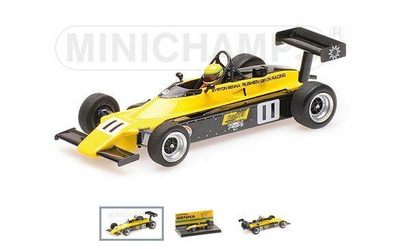 Van Diemen RF82 FF2000 - Ayrton Senna - F. Ford 2000 1982  11 - Minichamps