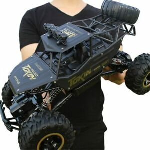 Toys-Kids-4WD-RC-Monster-Truck-Off-Road-Vehicle-2-4G-Remote-Control-Crawler-Car