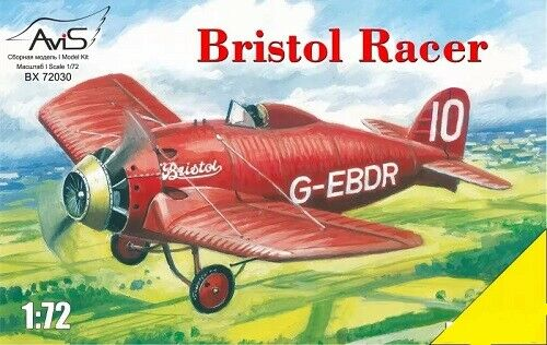 Avis AV72030-1:72 Bristol Type 72 Racer Neu