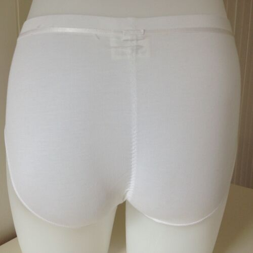 Women/'s M /& S Black White Natural Heather Pink Hi Leg Ultimate Knickers