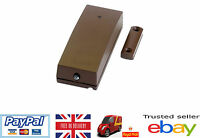 Cooper (Scantronic) 734REUR-005 Alarm Wireless Brown Door Contact