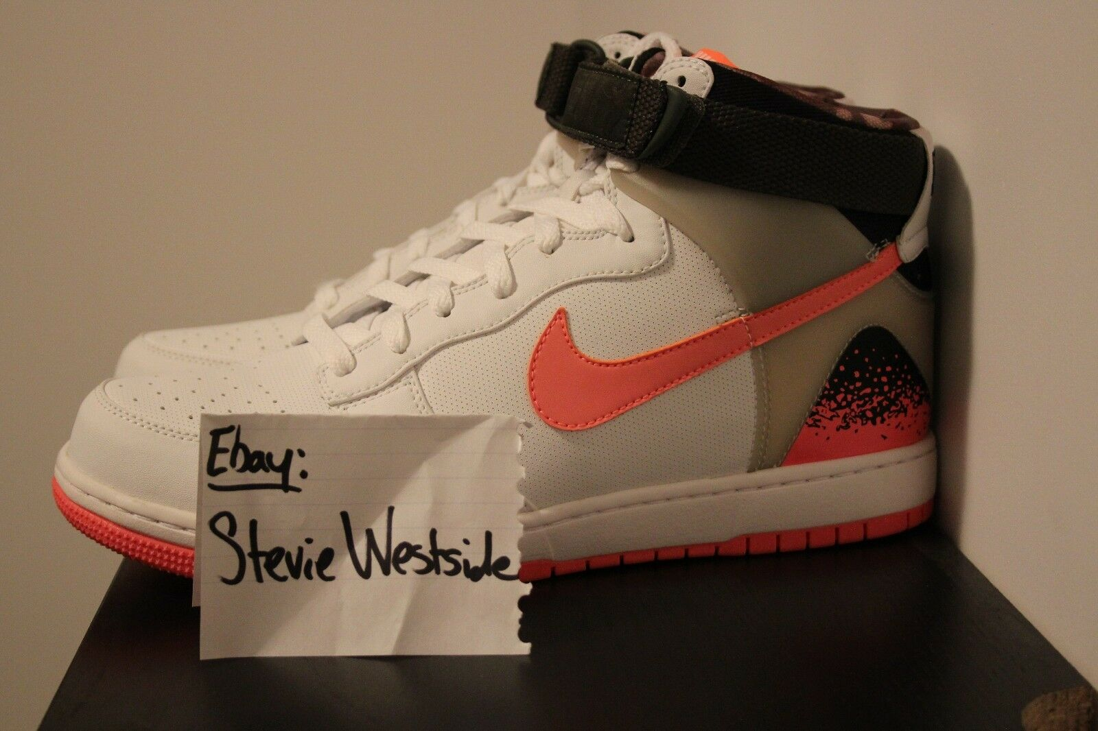 Nike Dunk High Challenge x Union NYC DS 20th Anniversary Sz 11 DS NYC RARE 1of100 made 2a9429