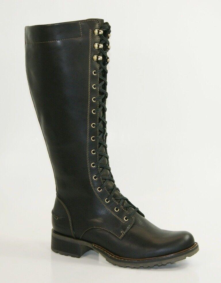 Sebago Saranac Waterproof Stivali N. 38 US 7,5 Stivali b43175 da Donna Stivaletto stringato b43175 Stivali 402810