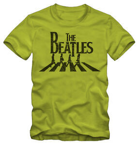 T-shirt-Maglietta-The-Beatles