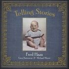 Telling Stories * by Fred Haas (CD, Mar-2004, Jazztoons)