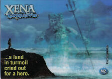 QUOTABLE XENA IN MOTION CARD M2
