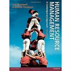 Human Resource Management: A Contemporary Approach by Amanda Thompson, Julie Beardwell (Paperback, 2014)