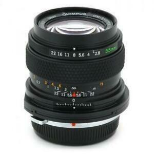 [Excellent+++++] OLYMPUS OM-SYSTEM ZUIKO SHIFT 35mm F2.8 from JAPAN #0528