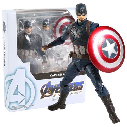 Figur Captain America Captain America Figur Marvel//Avengers//Endgame