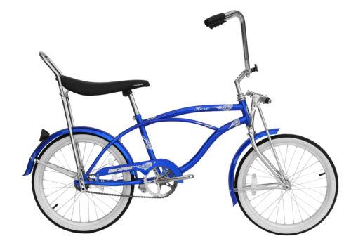 "20/"" Boy/'s Lowrider Bike Blue New!"