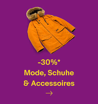 -30% Mode, Schuhe & Accessoires