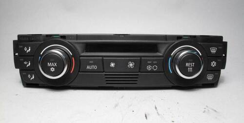 2007-2011 BMW E92 E92 3-Series Air Conditioning Heat HVAC Climate Control Panel